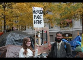 casorio A Muslim Wedding At Occupy Wall Street