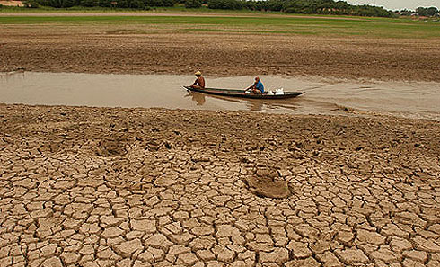 seca A Seca no Nordeste é devastadora / The drought in the Northeast of Brazil is alarming!