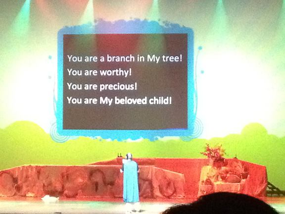 Lucha6 Sermon: I Am The Vine You Are The Branches, Claudio Carvalhaes #PYT13