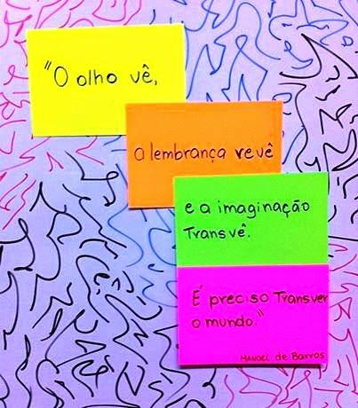 olho1 Transver, Manoel de Barros
