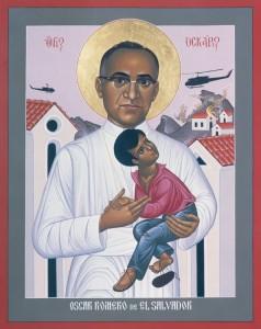 Romero 238x300 Una oracion navidena por Monsenor Oscar Romero