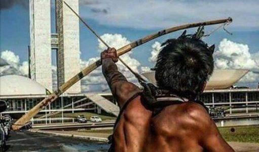 Nossos índios – Demarcação Já!
