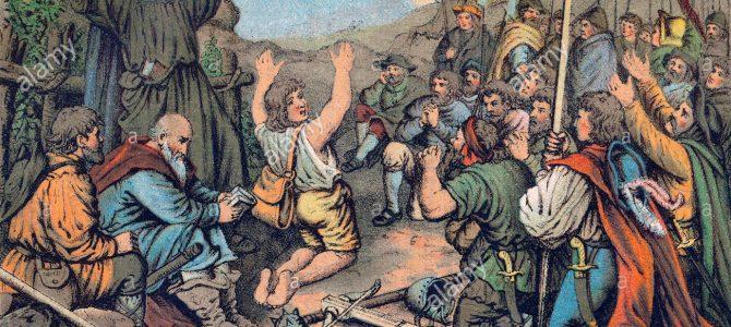 Reformation 500 roundtable – Dinning with Thomas Muntzer