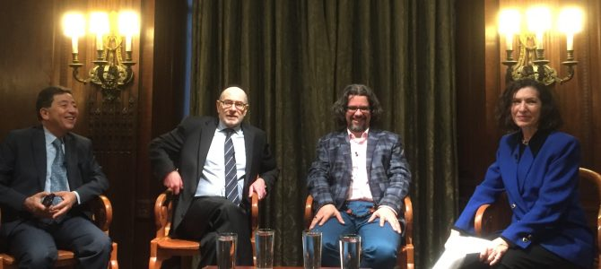 An Interrreligious Dialogue Between Cheik Khaled Bentounès, Rabbi Rolando Matalon, and Minister and Theologian Cláudio Carvalhaes