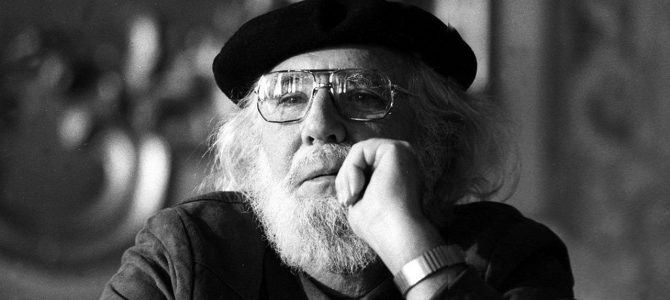 Theopoetics in Revolution: The Life of Ernesto Cardenal