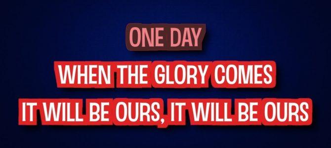 Sermon – Glory!